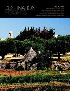 Apulia (or Puglia), Italy