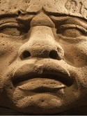 Thumbnail image for Olmec exhibit at the de Young